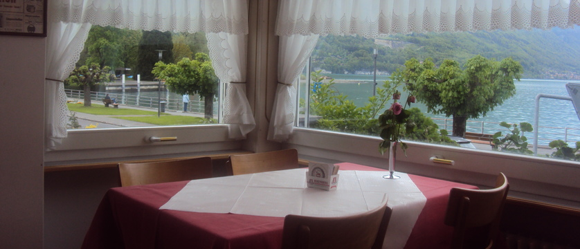 Hotel Oberlanderhof, Interlaken, Bernese Oberland, Switzerland - view from the dining room.jpg